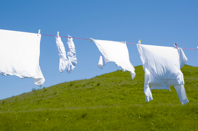 If only my washing looked like this