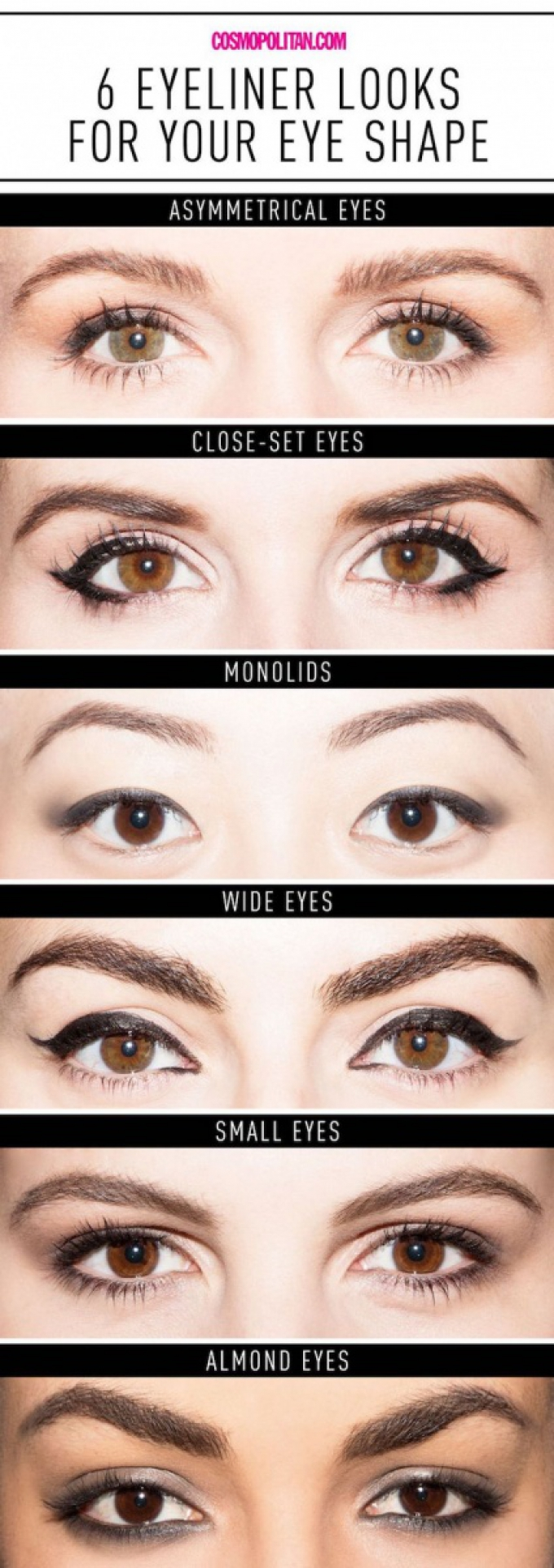 21 Eyeliner Tips You Need To Try For The Most Beautiful Eyes Ever