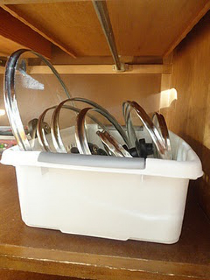 Storage Cheats 10 Ways To Store Your Pan Lids Expert