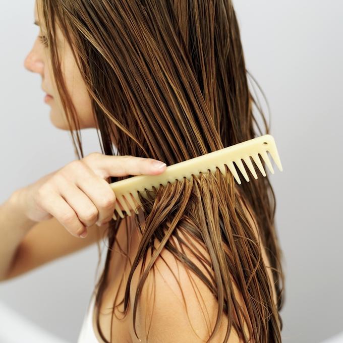 Nourish your hair.