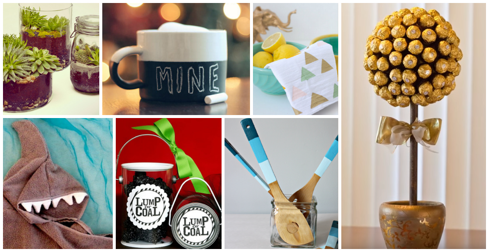 17 Homemade Christmas Gifts That Are Actually Amazing