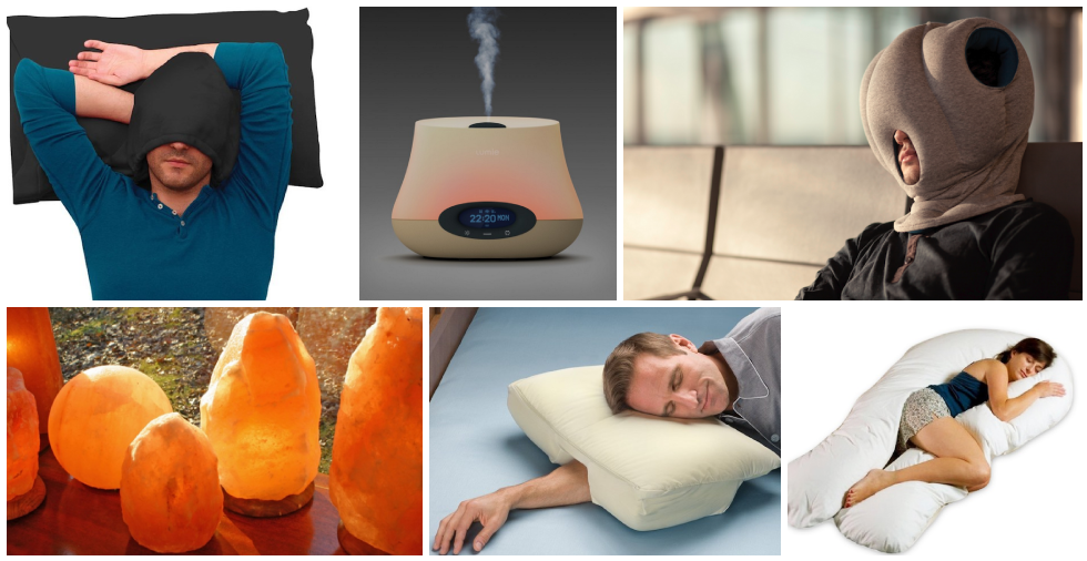 17 genius products for your best night's sleep ever