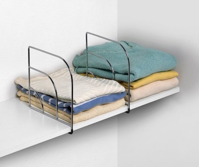 shelf separator