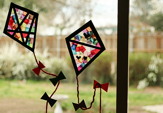 Let's... go... fly a kite
