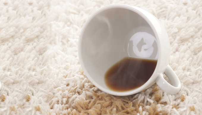 Carpet-cleaning-coffee-stain