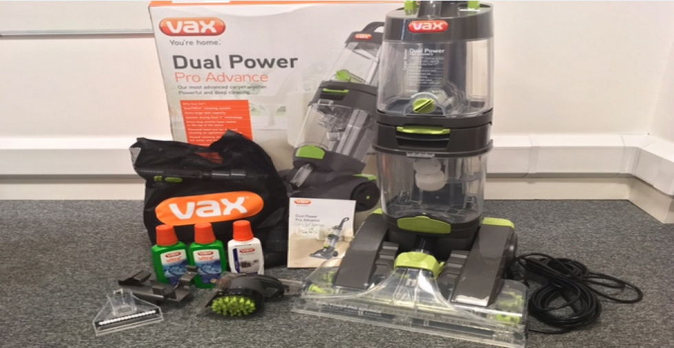 the vax dual power pro advance carpet cleaner review. Black Bedroom Furniture Sets. Home Design Ideas
