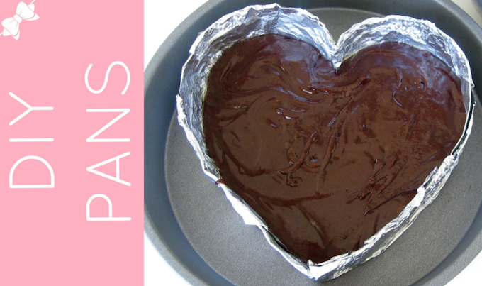 Save money, make your own cake tins.