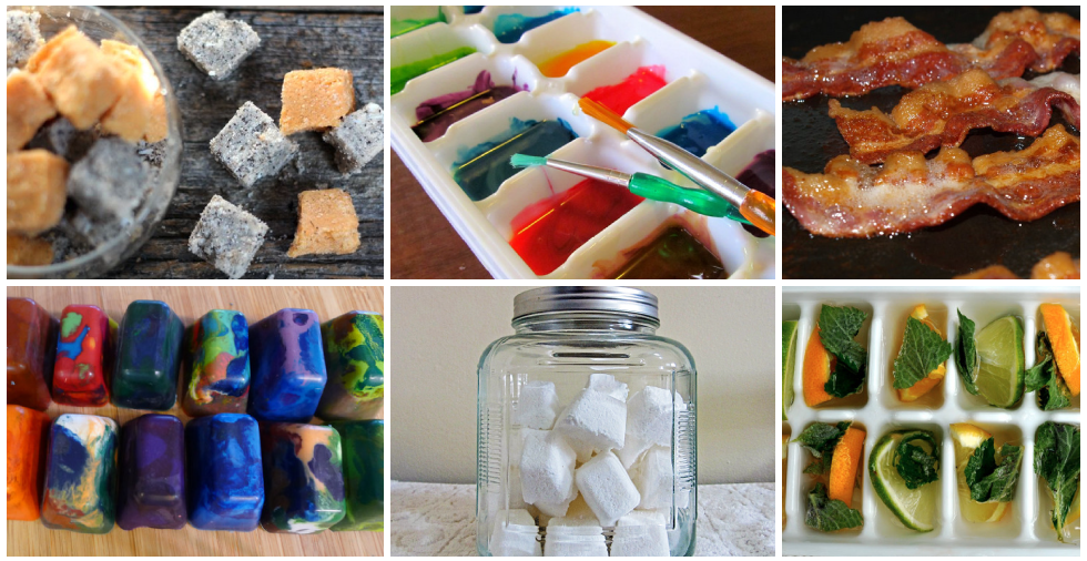 21 exciting ways to use an ice cube tray