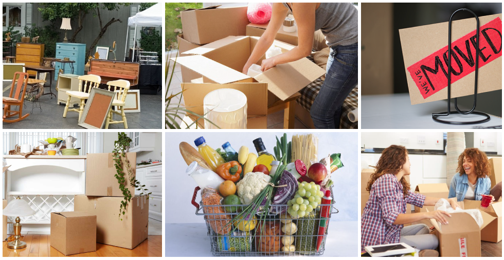 How To Save Money When You're Moving House