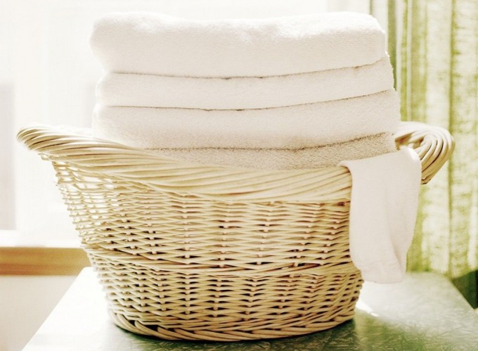 Super fluffy towels