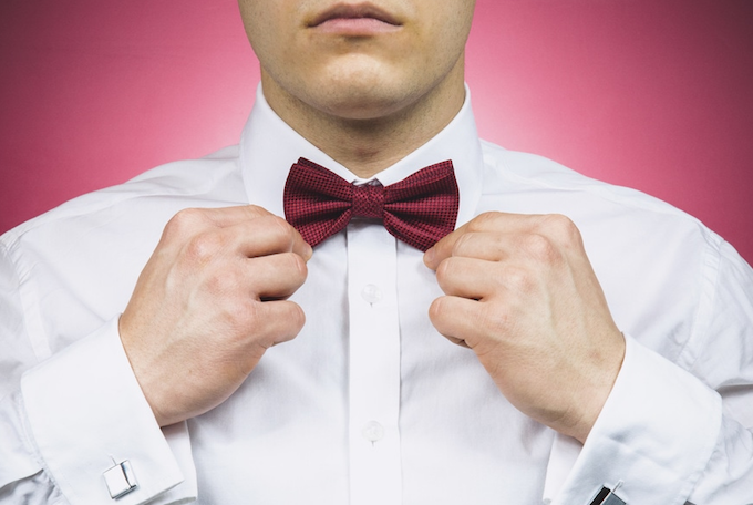 Keep those collars and cuffs pristine.