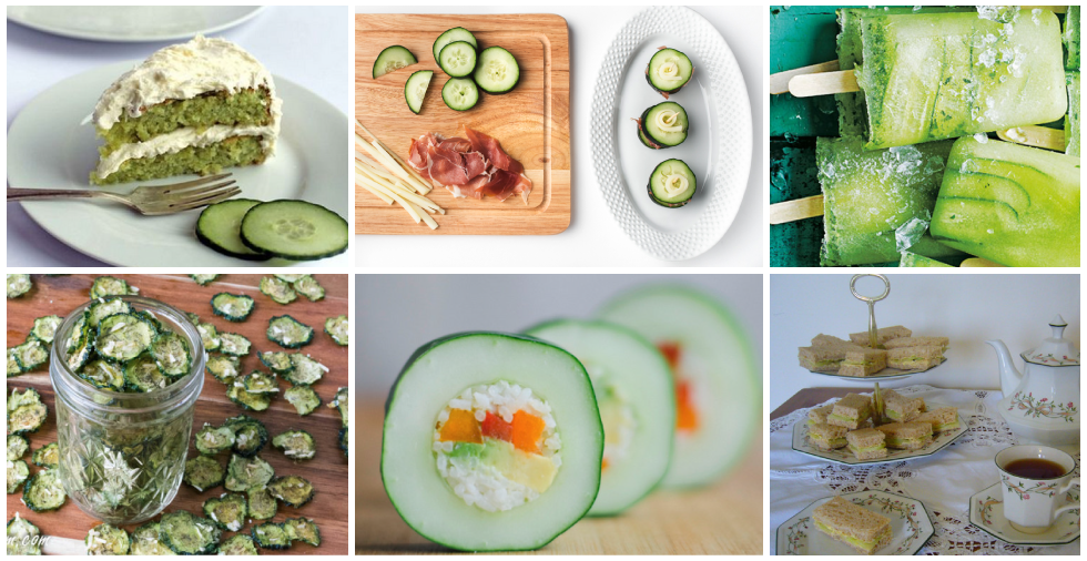 21 fascinating uses for cucumbers that will make you go WOW