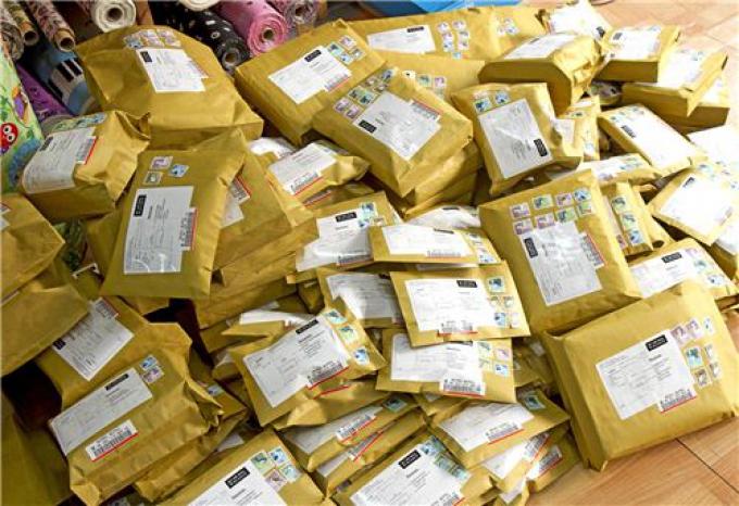 eBay postage