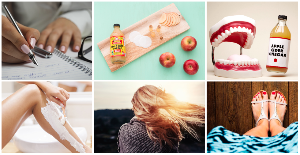 19 reasons why apple cider vinegar is the BEST beauty product