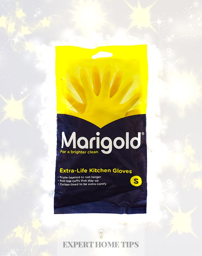 Marigold Rubber Gloves