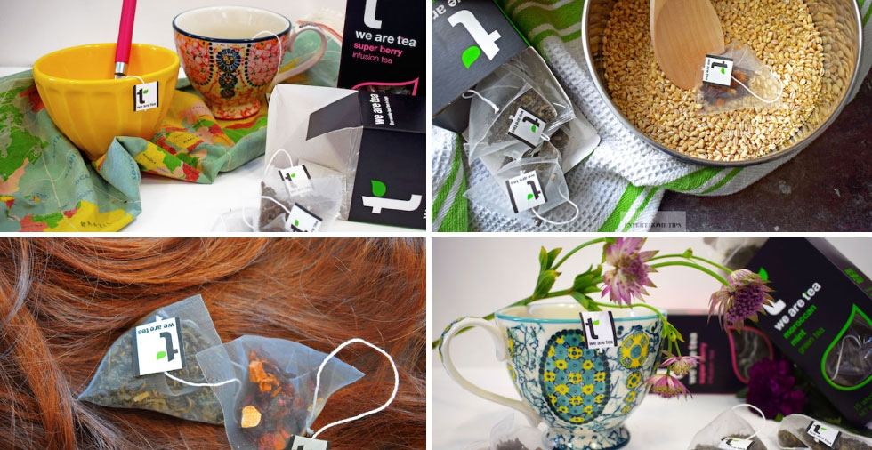 15 ways to recycle used tea bags that will make you love tea more than ever