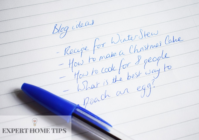 start a blog with extra hour