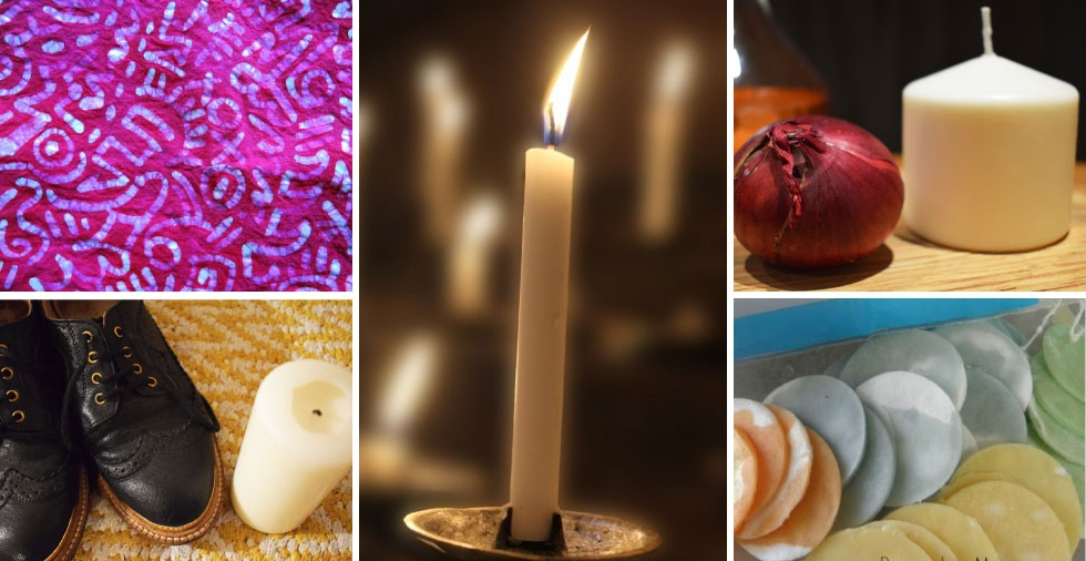 How to use candles to brighten up your days in new & exciting ways