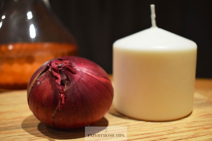 Candles & Onion