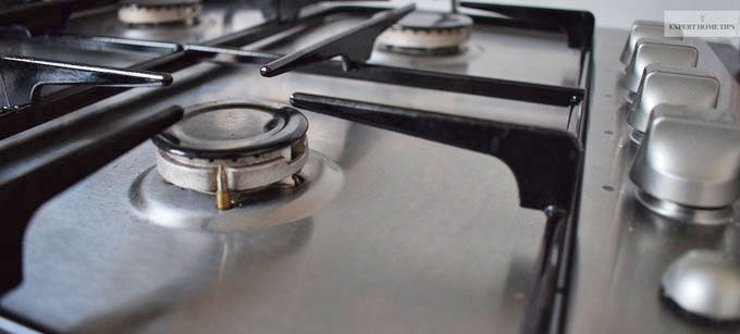 Hobs are one of the germiest places in the home
