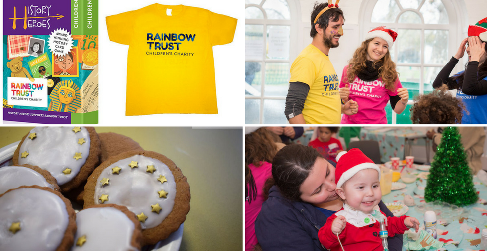 How to be cheery & charitable this Christmas