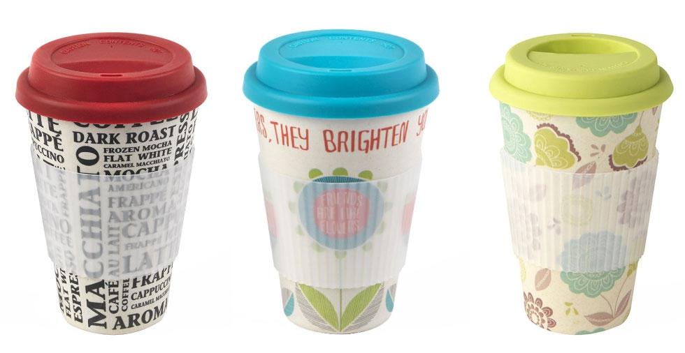 Free Giveaway: Retro Travel Mug