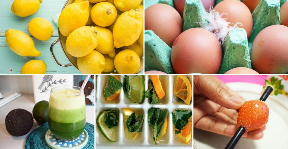 24 cooking hacks you NEED to have in your life