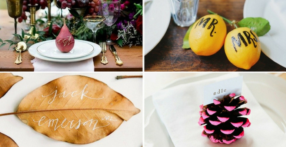 16 easy ways to decorate your dream wedding on the cheap Cheap easy ways to decorate your home