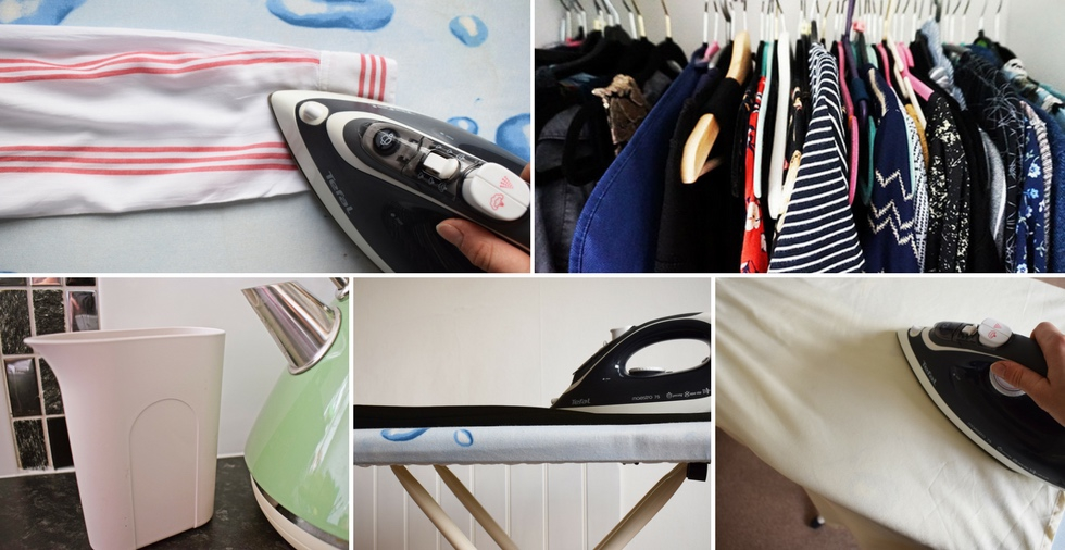 20 essential ironing tips you NEED to know