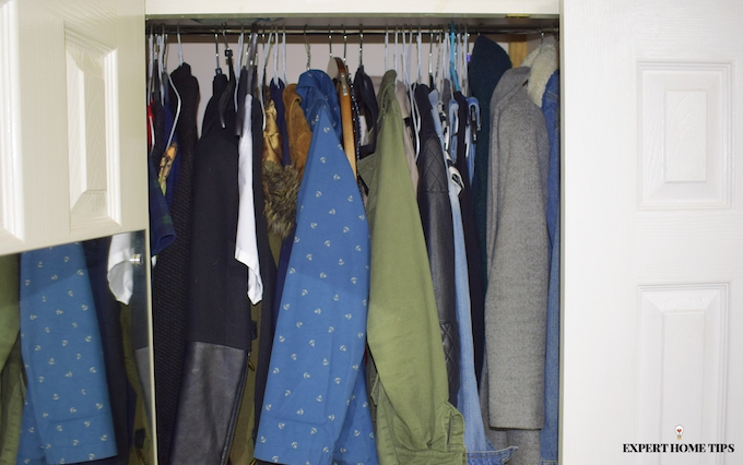How To Hang Clothes For Wardrobe Organisation