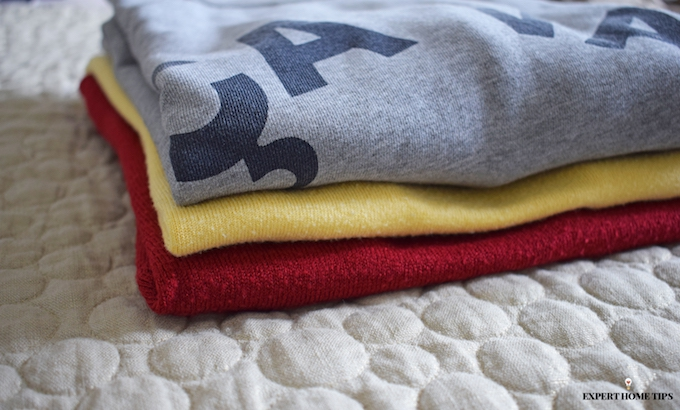 folded jumpers