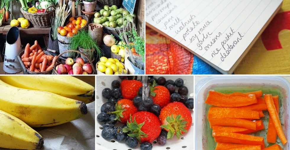 How to make your fruit & veg last longer - get healthy NOW!