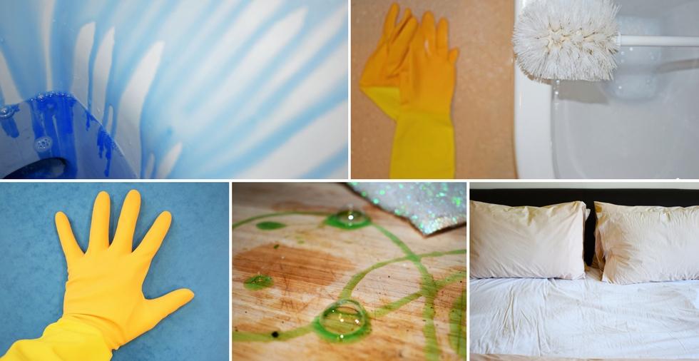 15 horrific cleaning mistakes that are RUINING your home