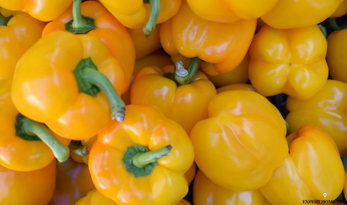 yellow peppers may help you lose weight