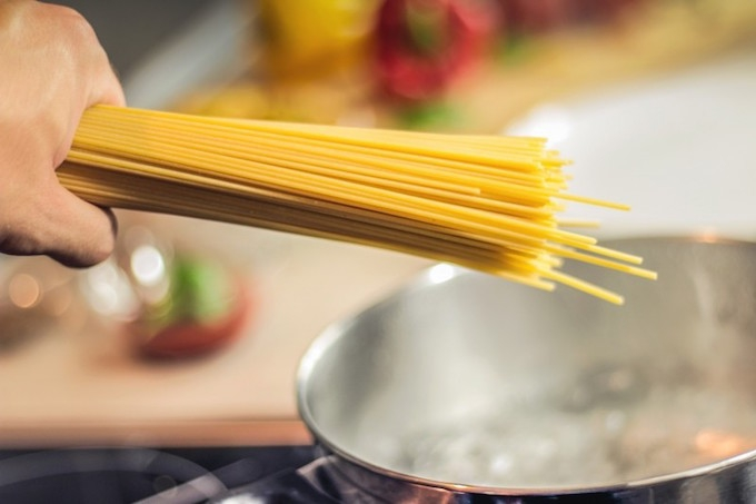 cooking with pasta for weight loss