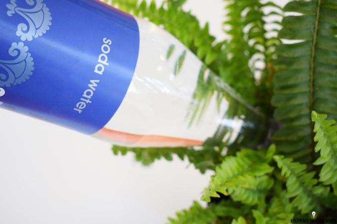 use soda water to water plants