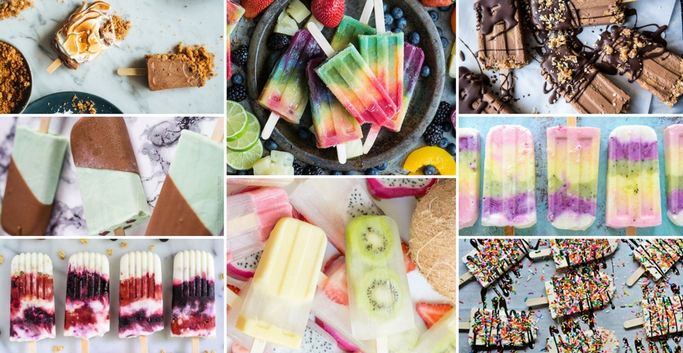 15 amazing popsicle recipes you NEED to try this Summer