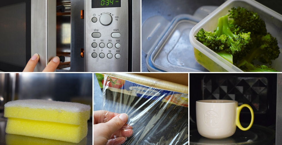 13 things you should NEVER microwave but probably do