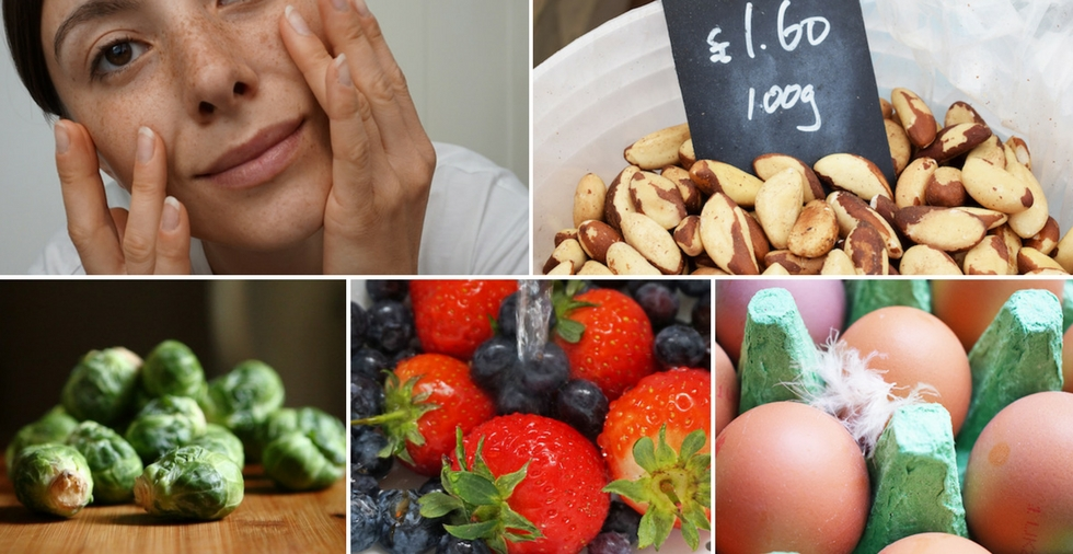 Eat these 8 foods for wrinkle-free skin