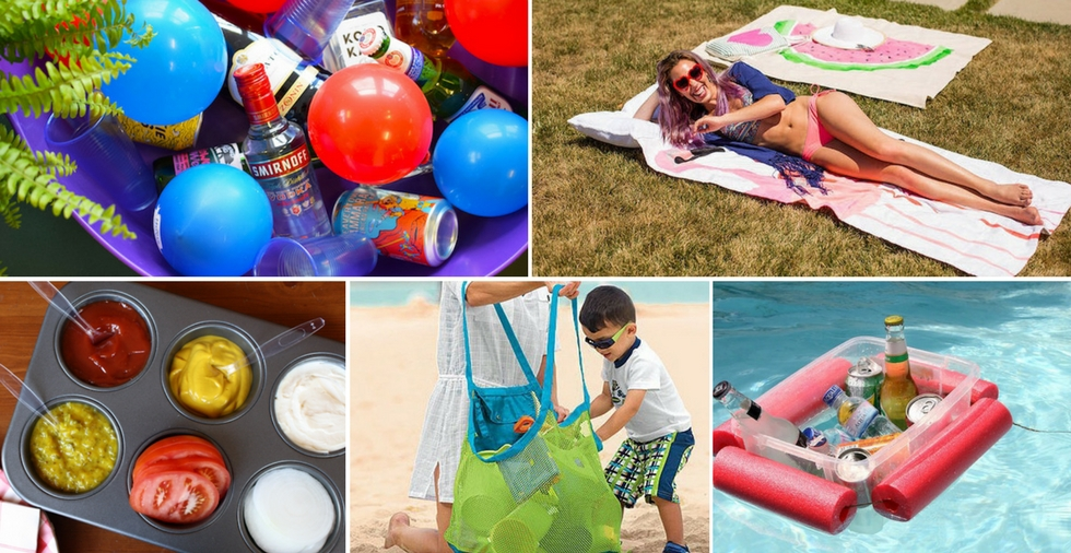 41 amazing life hacks to make this Summer the best yet!