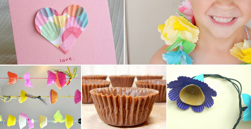 16 alternative uses for cupcake cases you'll absolutely LOVE