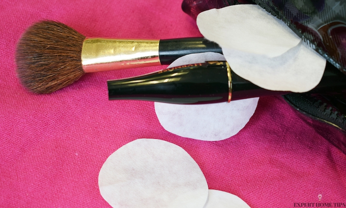 DIY BLOTTING PAPERS MADE FROM COFFEE FILTERS