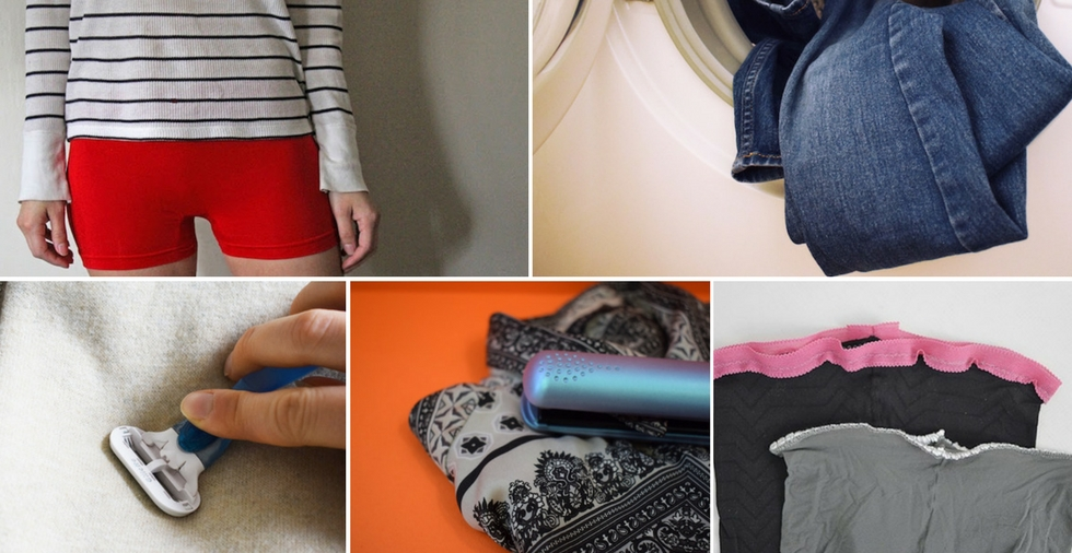 33 clever clothing hacks that will save you LOADS of money