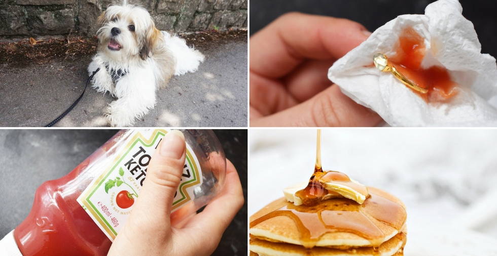 10 strange but surprisingly useful ways to use ketchup