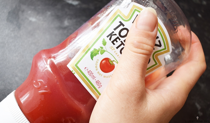 NEW WAYS TO USE TOMATO KETCHUP