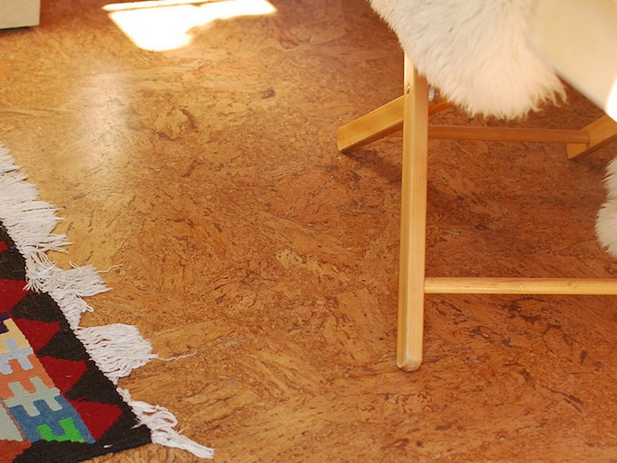 HOW TO CLEAN CORK FLOORS