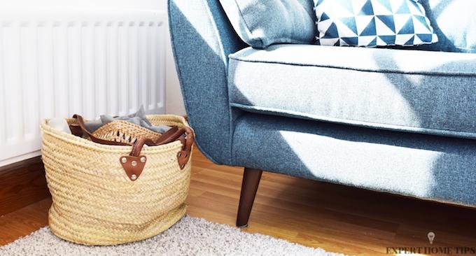 clutter basket