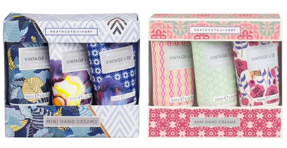Free Giveaway: Heathcote & Ivory Hand Cream Gift Set
