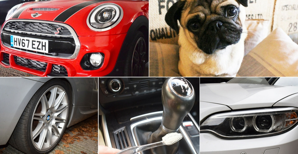 Car cleaning made easy: 15 fabulous cleaning hacks