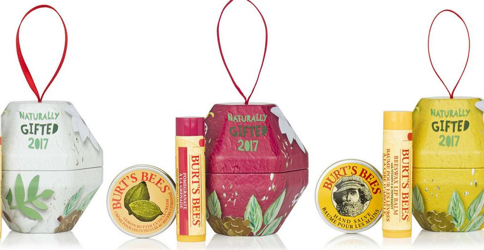 Free Giveaway: Burt's Bees Beeswax Gift Set